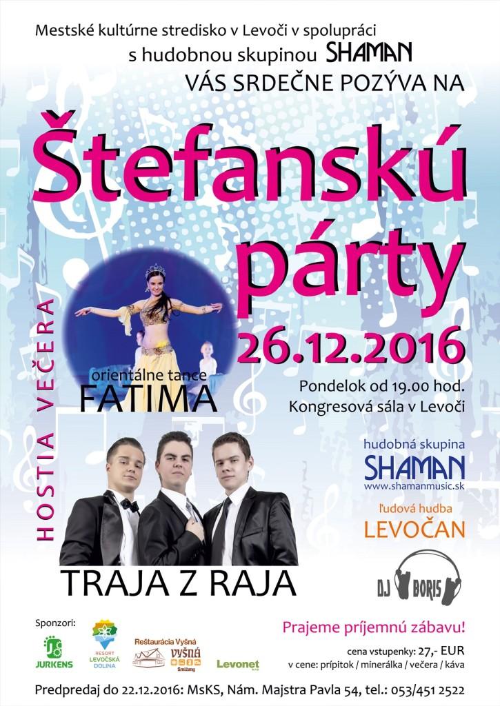 stefanska-party-plagat