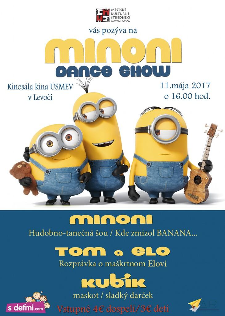 minoni-dance-show