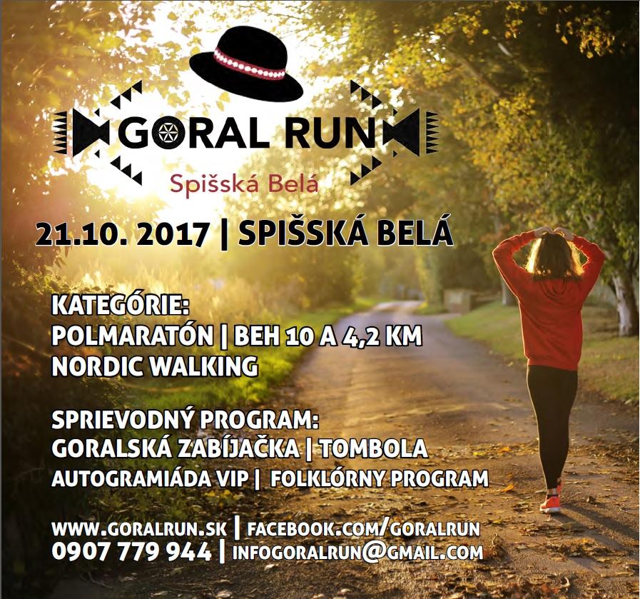 goral-run