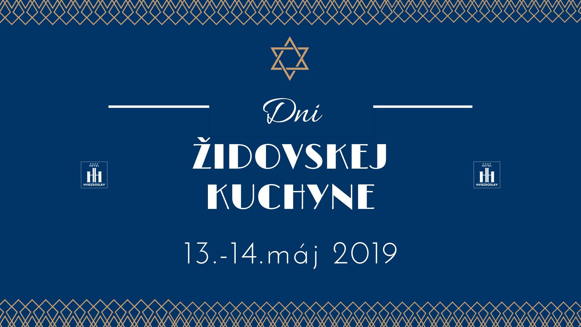 4f25ac6d01 Dni židovskej kuchyne – Hotel Hviezdoslav